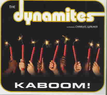 KABOOM BY DYNAMITES (CD) -